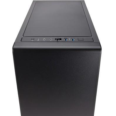 Gabinete Corsair Gamer Carbide ATX Series 400Q Preto CC-9011100-WW