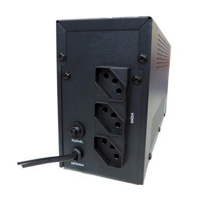 Nobreak Lacerda UPS New Orion Premium 600VA Bivolt AUT. S115V 3 Tomadas010062111-E13