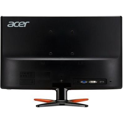 Monitor Gamer Acer 3D LED 24´ Widescreen, Full HD, HDMI/VGA/DVI, 144Hz, 1ms - GN246HL