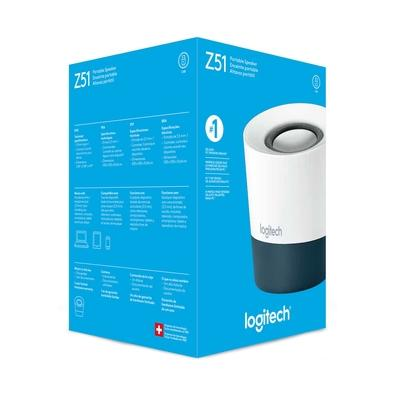 Caixa de Som Logitech Z51 Portátil 10W RMS USB P3