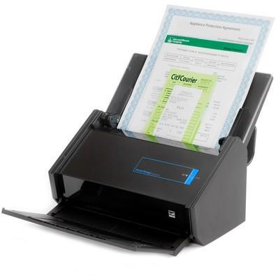Scanner Fujitsu A4 Color Duplex 25ppm USB e Wi-Fi - iX500