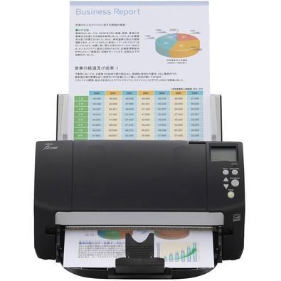 Scanner de Mesa Fujitsu Color, A4 Duplex 60ppm - Fi-7160