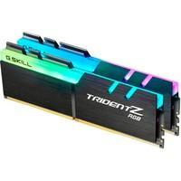 Memória G.SKill Trident Z RGB, 16GB (2x8GB), 3200MHz, DDR4, CL16, Preto - F4-3200C16D-16GTZR