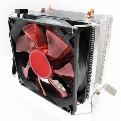 Cooler para Processador Empire AMD/Intel Dx 9100 Vermelho