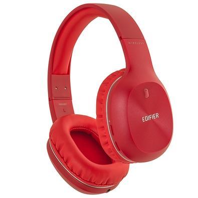 Headphone Edifier Bluetooth W800BT Vermelho
