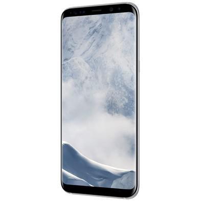 Smartphone Samsung Galaxy S8+ 64GB, 12MP, Tela 6.2´, Prata - G955FD