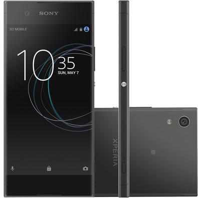 Smartphone Sony Xperia XA1, Processador Octa Core, Android 7.0, Tela 5´, 23MP, 32GB, Dual Chip, Desbloqueado - Preto