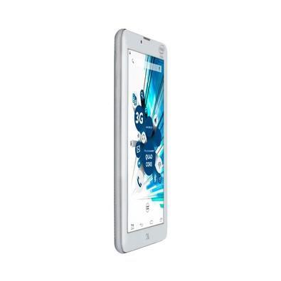 """Tablet DL TabPhone 710 Pro - Faz e Recebe Ligação com Função Celular, Tela 7"""", Android 5.0, 3G, Dual Chip, Wi-Fi, Câmera e Processador Intel Quad Core CinzaTx315"""