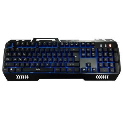 Teclado Gamer OEX Game Fusion 3 Cores - TC-204