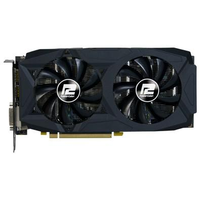 Placa de Vídeo VGA PowerColor AMD Radeon RX 580 Red Dragon 8GB, GDDR5, 256 Bits - 8GBD5-3DHDV2/OC