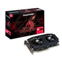 Placa de Vídeo PowerColor AMD Radeon RX 580 Red Dragon 8GB, GDDR5 - AXRX 580 8GBD5-3DHDV2/OC