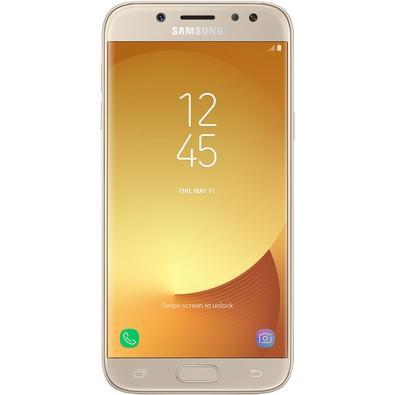 Smartphone Samsung Galaxy J5 Pro, 32GB, 13MP, Tela 5.2´, Dourado - SM-J530G/DS