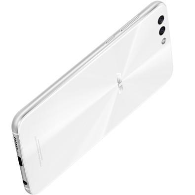 Smartphone Asus Zenfone 4, 64GB, 12MP, Tela 5.5´, Branco - ZE554KL-6B061BR