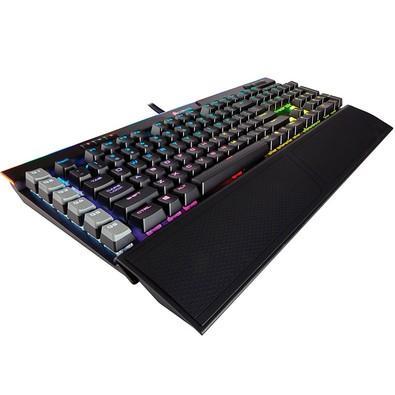 Teclado Mecânico Gamer Corsair K95, RGB, Switch Cherry MX Speed, ABNT2 - CH-9127014-BR