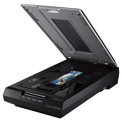 Scanner de Mesa Epson Perfection 6400dpi Colorido 110 Volts - V550