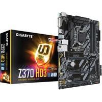 Placa-Mãe GIGABYTE p/ Intel LGA 1151 ATX Z370 HD3 DDR4