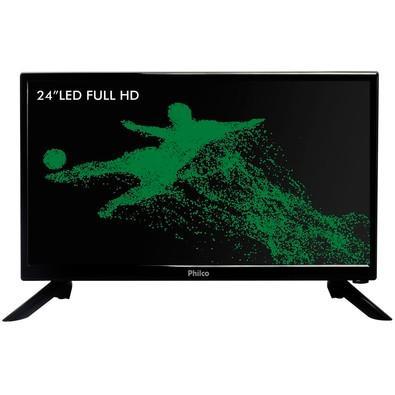TV Monitor Philco 24´ Full HD, Conversor Digital, HDMI, USB, 60Hz - PTV24N92D