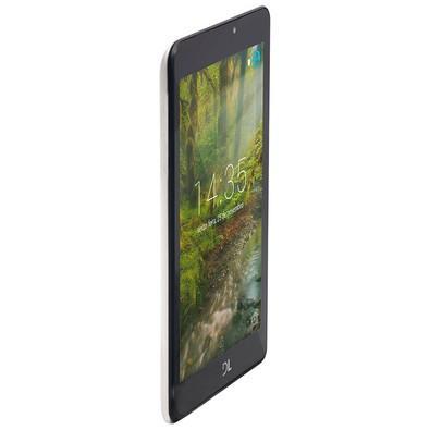 Tablet DL 7´ Processador Quad Core A7 1.2Ghz, Android 5.1, 8GB, 1GB de memória RAM, Bluetooth, WiFi CreativeTab - TX380BRA Branco