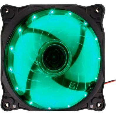 Cooler FAN G-Fire 12cm Verde EW1512N