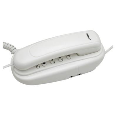 Telefone Multitoc Baby Compatível com Centrais PABX MUTE0171 Branco