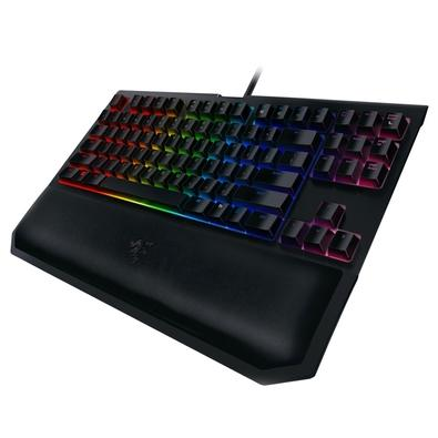 Teclado Mecânico Gamer Razer Blackwidow Tournament V2 Chroma, Switch Razer Orange, US - RZ03-02190700-R3M1