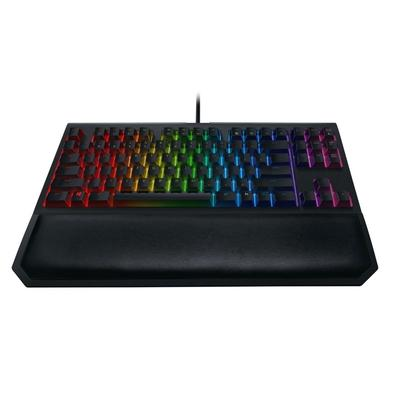 Teclado Mecânico Gamer Razer Blackwidow Tournament V2 Chroma, Switch Razer Orange, US