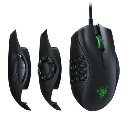Mouse Gamer Razer Naga Trinity, Chroma, Mechanical Switch, 9/14/19 Botões, 16000DPI - RZ01-02410100-R3U1