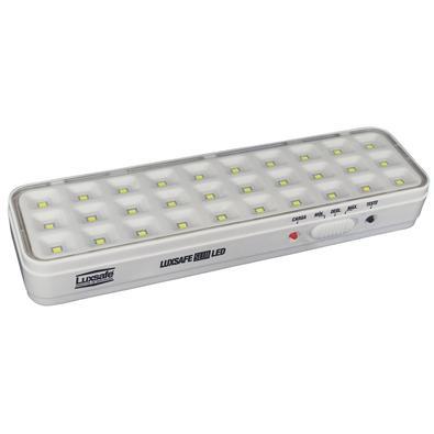 Luminária de Emergência Luxsafe 30 Leds 7508