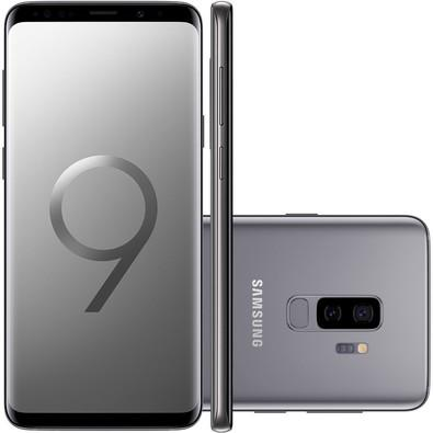 10d566bf2 KaBuM! - Smartphone Samsung Galaxy S9+ 128GB
