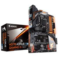 Placa-Mãe Gigabyte H370 Aorus Gaming 3, Intel LGA 1151, ATX, DDR4