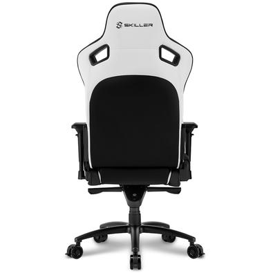 Cadeira Gamer Sharkoon Shark Skiller SGS4 Black White