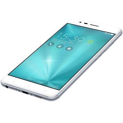 Smartphone Asus Zenfone Zoom S, 64GB, 12MP, Tela 5.5´, Prata - ZE553KL-3J064BR