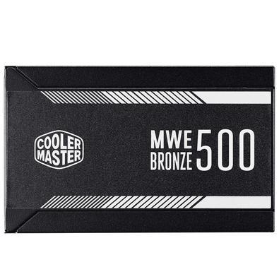 Fonte Cooler Master 500W 80 Plus Bronze MWE - MPX-5001-ACAAB-WO