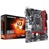 Placa-Mãe Gigabyte B360M Gaming HD, Intel LGA 1151, mATX, DDR4