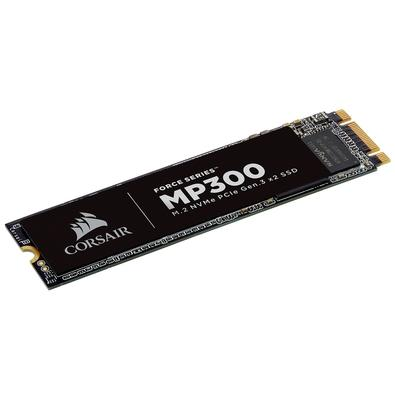 SSD Corsair Force Series MP300, 240GB, M.2 NVMe, Leitura 1580MB/s, Gravação 920MB/s - CSSD-F240GBMP300