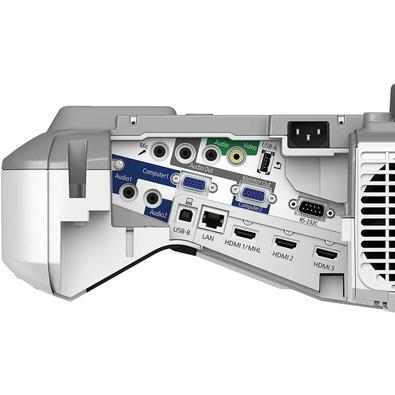 Projetor Epson Interativa WXGA 3200 Lúmens HDMI BrightLink - 675Wi+