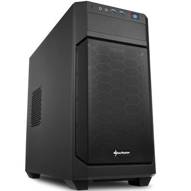 Gabinete Sharkoon V1000 Micro-ATX