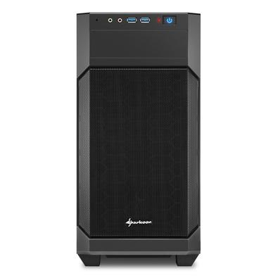 Gabinete Sharkoon V1000  Micro-ATX