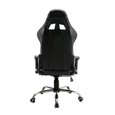 Cadeira Gamer Bluecase Titanium, Black White - BCH-06WBK