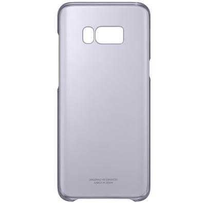Capa Protetora Samsung Clear Galaxy S8 Plus, Ametista - EF-QG955CVEGBR