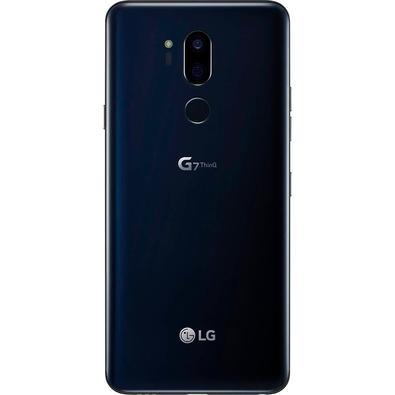 Smartphone LG G7 ThinQ, 64GB, 16MP, Tela 6.1´, Preto - LMG710EM