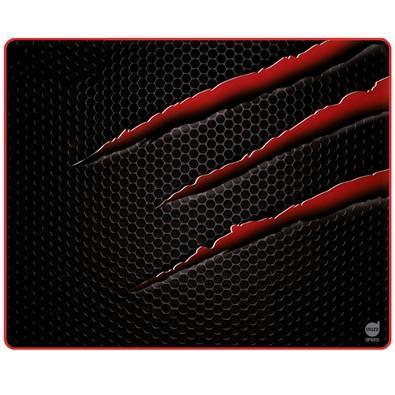 Mousepad Gamer Dazz Nightmare, Speed, Médio (240x320mm) - 624905