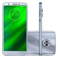 Smartphone Motorola Moto G6 Plus, 64GB, 12MP, Tela 5.9´, Topázio - XT1926