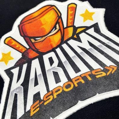 Jaqueta College Kabum e-Sports M