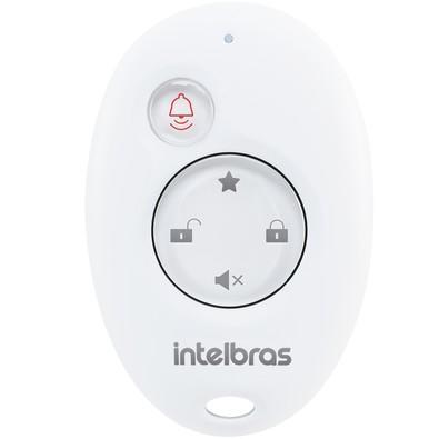 Controle Remoto Intelbras Rádio Frequência iR3 Branco