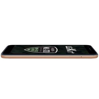 Smartphone LG K11+ 32GB, 13MP, Tela 5.3´, Dourado - LMX410BCW