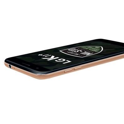 Smartphone LG K11+ 32GB, 13MP, Tela 5 3´, Dourado - LMX410BCW