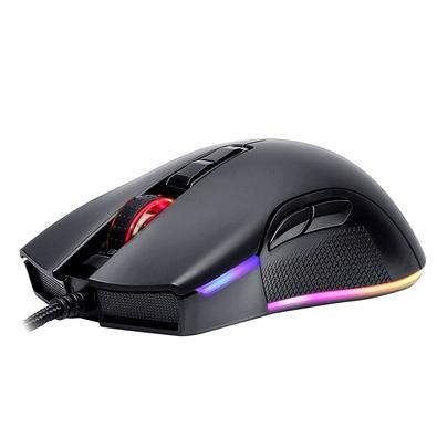 Mouse Gamer Motospeed V70, RGB Backlight, 12000 DPI, Sensor PMW3360 IC, Preto - FMSMS0007PTO