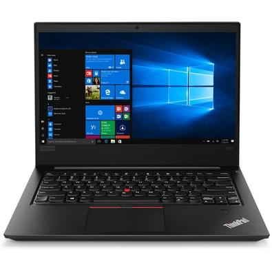Notebook Lenovo E480, Intel Core i5-8250U, 8GB, SSD 256GB, Windows 10 Pro, 14´ - 20KQA01PBR