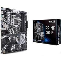 Placa-Mãe Asus Prime Z390-P, Intel LGA 1151, ATX, DDR4